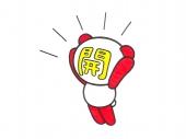 6月27日「大安」、本日、【ノッペラパンダOnline Shop】  開店ガラガラ~!!   まだ、Tシャツだけですけど、、、。