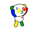 2020年東京オリンピック・パラリンピック開催決定おめでとう! 笑顔いっぱいの瞬間をテレビで見て、元気と勇気をもらいました。