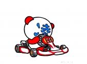 私、カートレースについては無知なんですが、、、現在16歳の若さでヨーロッパで活躍している【広岡凌】くん。応援してます!